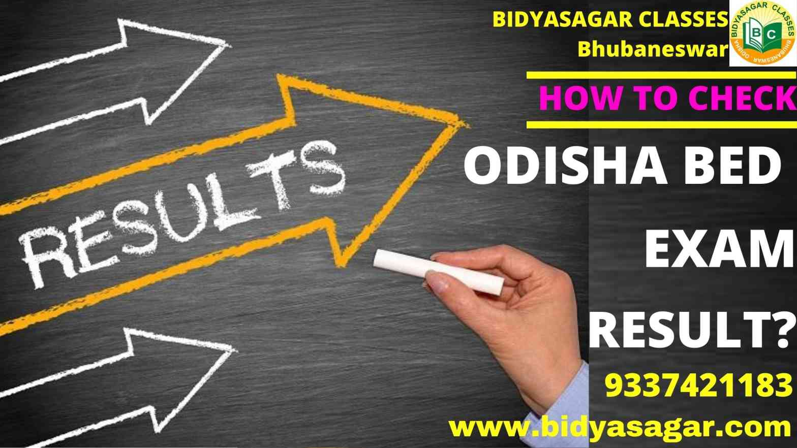 How to Download Odisha B.Ed Entrance Exam Result 2021?